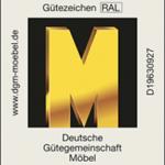 Goldene M Logo