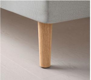 BRYNILEN Boxspringbett Beine von IKEA