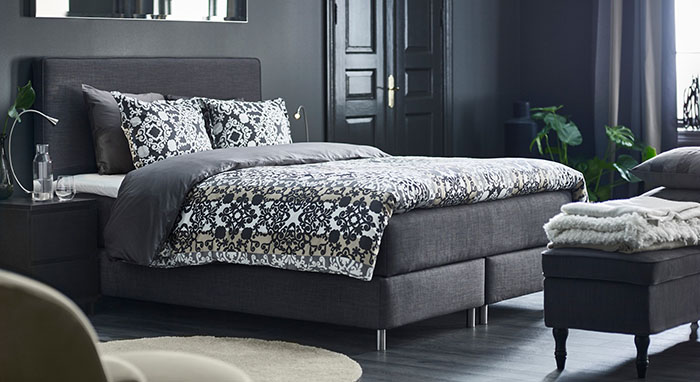 ikea boxspringbett test 2019 vom schlafenthusiasten empfohlen. Black Bedroom Furniture Sets. Home Design Ideas