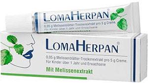LomaHerpan Herpes Creme