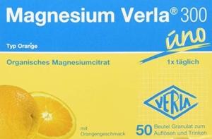 Magnesium Granulat zum Auflösen und Trinken