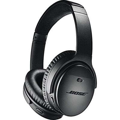Bose Quietcomfort Wireless Noice Cancelling Kopfhörer